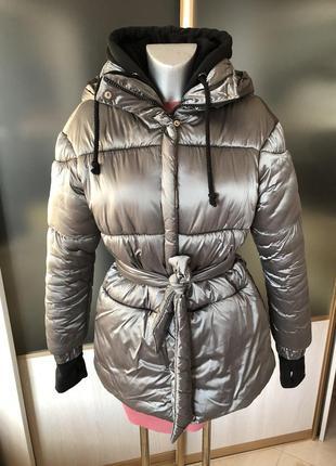 Пуховик, зимова куртка жіноча