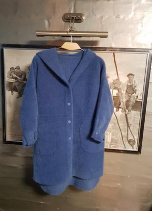 Шикарное пальто альпака
