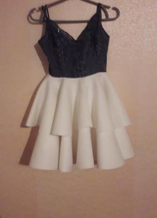 Выпускное. праздничное. платье. размер 36-38