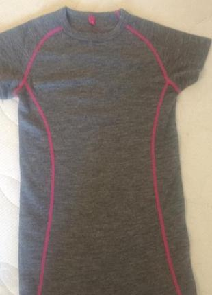 Термобелье( футболка), реглан norheim 12 л ( 152-158 см).