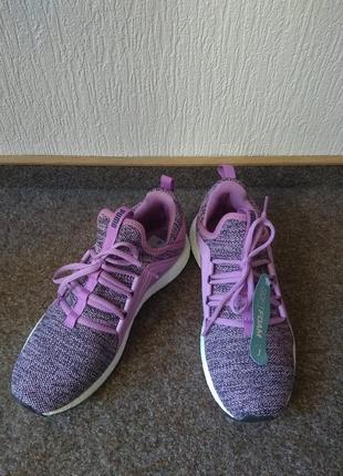 Новые беговые кроссовки puma soft foam