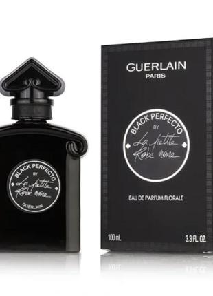 Женский парфюм guerlain la petite robe noire black perfecto 100 мл