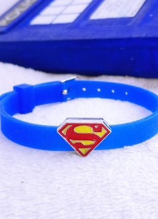 Браслет с супермэном