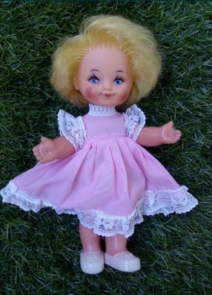 Вера кукла ссср днепропетровского завода винтаж советская с клеймом