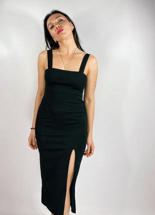 Платье миди от asos