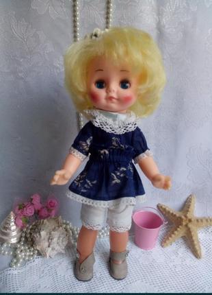 Лариса кукла ссср донецкой фабрики винтаж советская