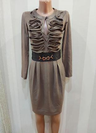 Шикарная платье