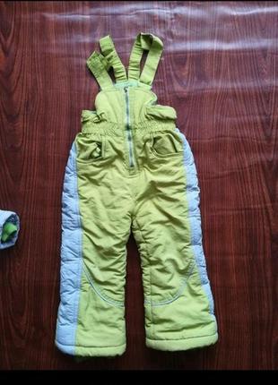 Комбінезон зимовий комбинезон зимний брюки лижні штани