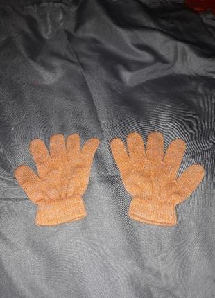 Перчатки на осень