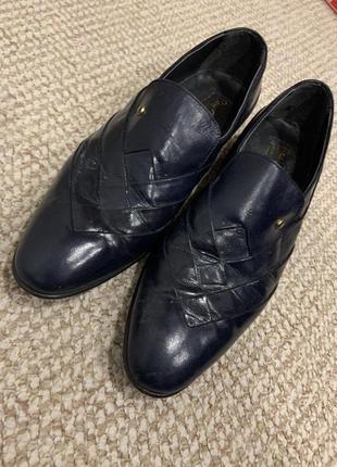 Туфли лаковые классические