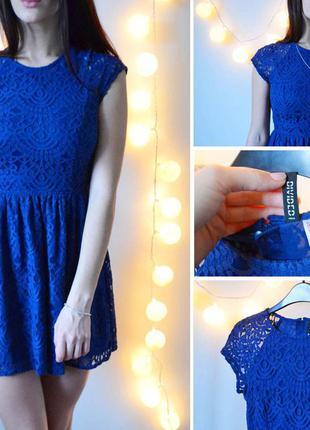 Чудесное платье h&m