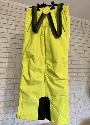 Лыжные термо штаны crane