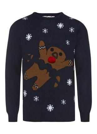 Новогодний свитер cedar wood