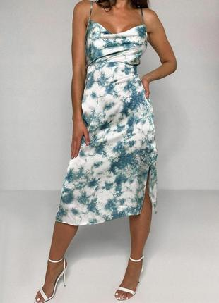 Сукня asos 36/s missgiuded платье комбинация в бельевом стиле