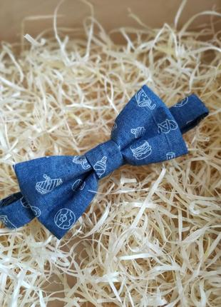 Бабочка для мальчиков,галстук- бабочка