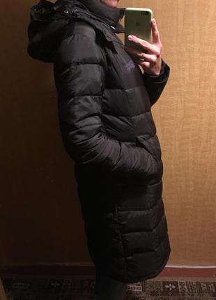 Пуховик пуховое пальто