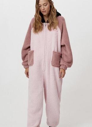 Кугуруми тёплая пижама