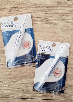 Отбелевающий карандаш для зубов dazzling white оригинал сша