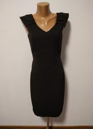 Приталенное фактурное платье / большая распродажа!