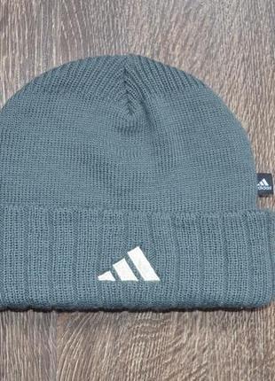 Оригинальная теплая шапка adidas ® beanie hats