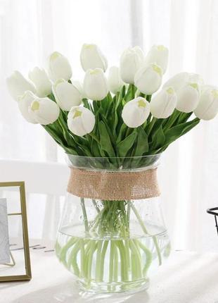 Тюльпан 🌷🌷🌷1шт искусственные цветы растения