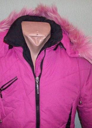 Зимняя курточка. очень привлекательная и теплая.