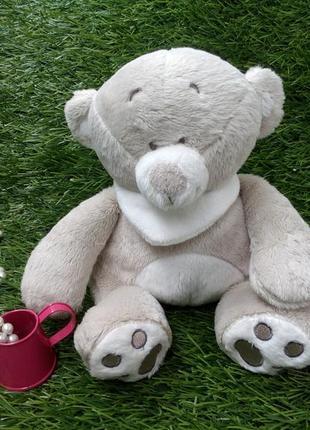 La galleria медведь медвежонок в стиле кантри мягкая игрушка мишка с лапками светлый
