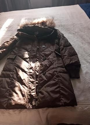 Пальто підліткове