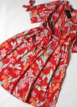 Красивое новое платье  большого размера new look