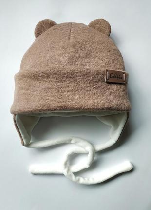 Зимняя ,деми шапка