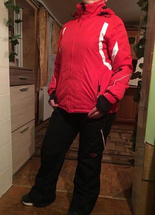 Лыжный, горнолыжный костюм. лижний костюм