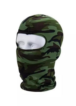 Балаклава маска камуфляжная, унисекс