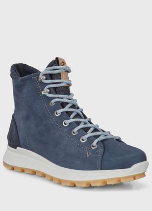 Оригинальные ботинки для активного отдыха ecco exostrike (83293301038 )