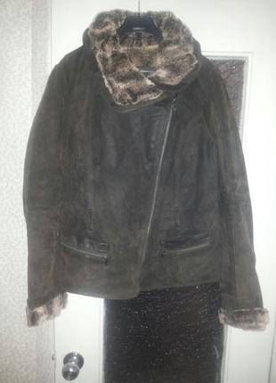 Курточка -дубленка