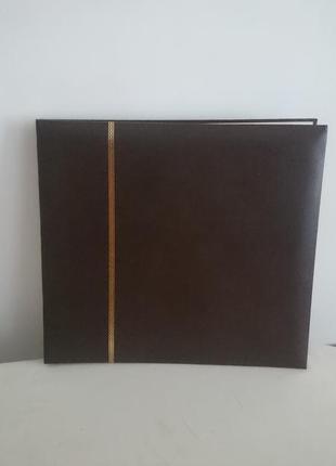 Шикарный большой фотоальбом полдом poldom на 38 листов
