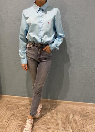 Рубашка polo женская s-m
