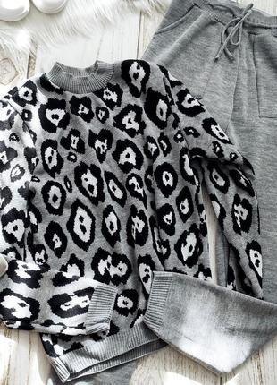 Хитовые леопардовые костюмы