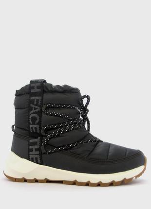Оригинальные женские дутые ботинки the north face (nf0a4azgvd61)