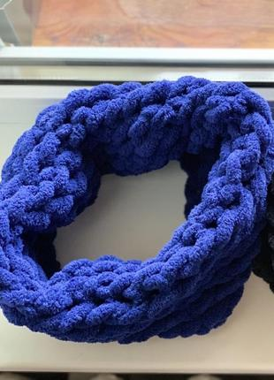 Хомут. шарф