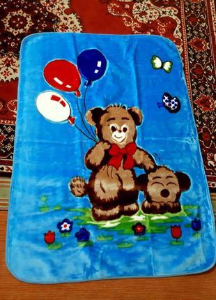 Детское новое одеяло cappone baby