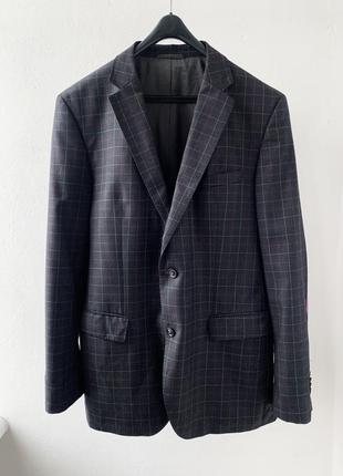 Классический пиджак hugo boss оригинал