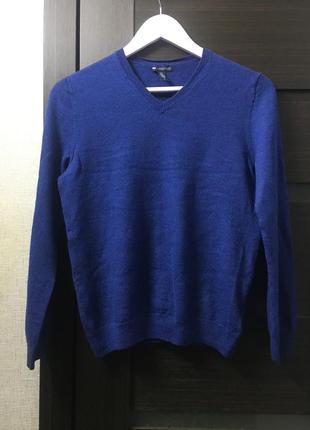 Шерстяной пуловер gap