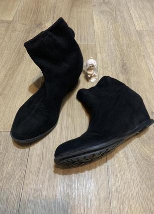 Полусапог чулок, сникерс, туфли на платформе