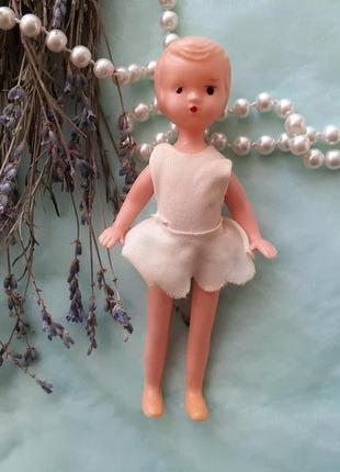 """Кукла """"девочка"""" аским кишинев ссср рельефная куколка винтаж дюймовочка"""