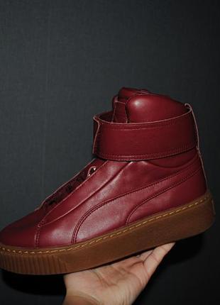Ботинки puma 37 р