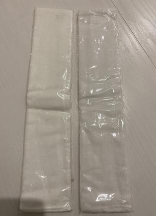 Муслінові тканинні серветки