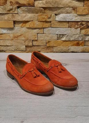 Туфли/лоферы женские от hundred 100 италия размер 39