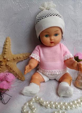 Edmund knoch (ек) кукла редкая винтаж 50-е года пупс э. кнох