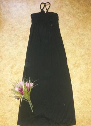 Длинное платье, платье в пол