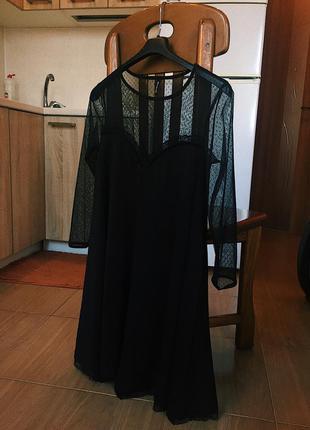 Безумно красивое новое платье 🖤
